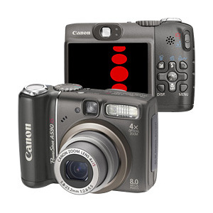 Photo of Canon PowerShot A590 IS Digital Camera