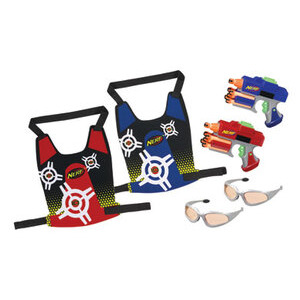 Photo of Nerf Dart Tag Strike Fire System - 2 Player Toy