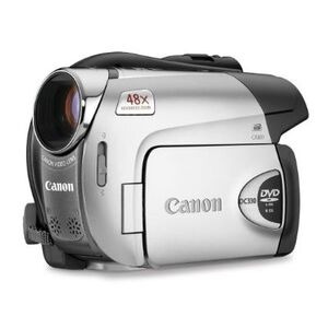 Photo of Canon DC330 Camcorder