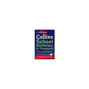 Photo of Collins School Dictionary Book