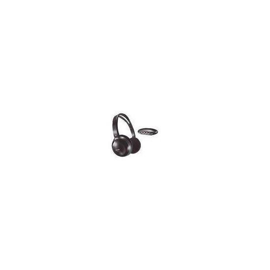 Philips SHC1300/10 Wireless Headphones - Black