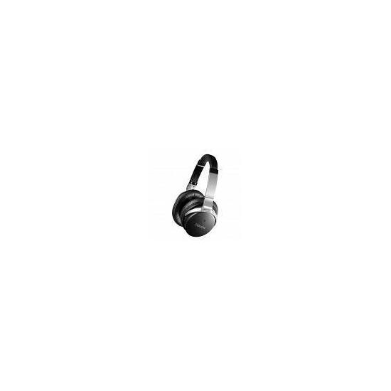 Denon AH-NC800 Noise-cancelling Headphones - Black & Silver