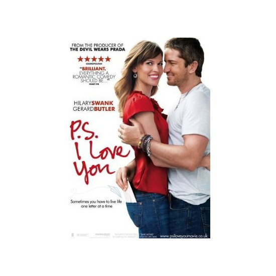 P.S. I Love You DVD Video