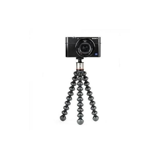 Joby JB01502-BWW GorillaPod 500 Tripod for Camera - Black/Charcoal