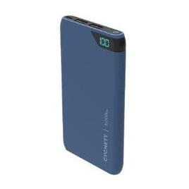 Cygnett ChargeUp Boost 5000 mAh Dual USB 2.4A Powerbank - Navy