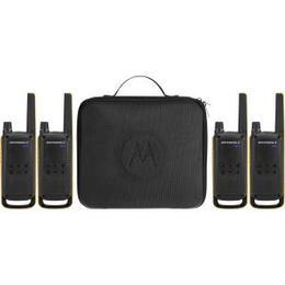 Motorola T82 Extreme 2 Way Walkie Talkies - Quad Reviews