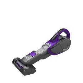 DVJ325BFSP Pet Range Handheld Vacuum Reviews