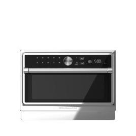 Kitchenaid KMQFX 33910 Combination Microwave - Silver & Black Reviews