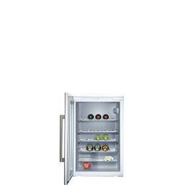 SIEMENS KF18WA43 Integrated Wine Cooler - Silver Reviews