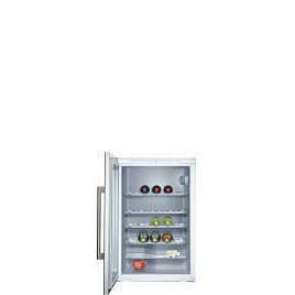 SIEMENS KF18WA43 Integrated Wine Cooler - Silver Reviews