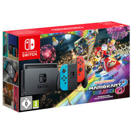 Nintendo Switch Mario Kart 8 Deluxe Bundle Reviews