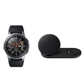 SAMSUNG Galaxy Watch & Duo Qi Wireless Charging Pad Bundle Reviews