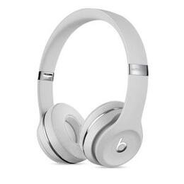 Solo 3 Wireless Bluetooth Headphones - Satin Silver
