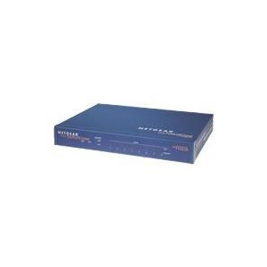 Photo of NETGEAR FVS318 CABLE/DSL FIREWALL ROUTER WITH 8 VPN TUNNELS and 8 PORT SWITCH Router