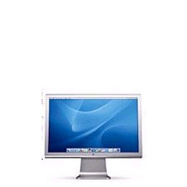 Monitor Amlcd Apple Cinema Display 23in 1920x1200 16.7 Mil-col Dvi/firewire 400/usb 2.0 Uk Reviews