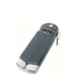 APC Performance Surge Arrest 8 outlets with Phone, Coax and Nework Protection 230V UK Reviews