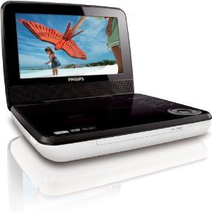 Photo of Philips PD7030 Portable DVD Player