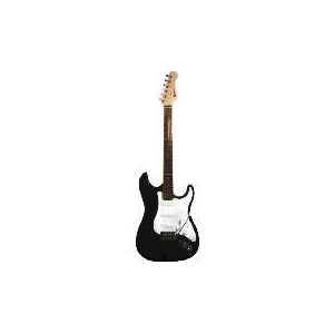Photo of Nevada Electric Guitar Package - Diamond Black Musical Instrument