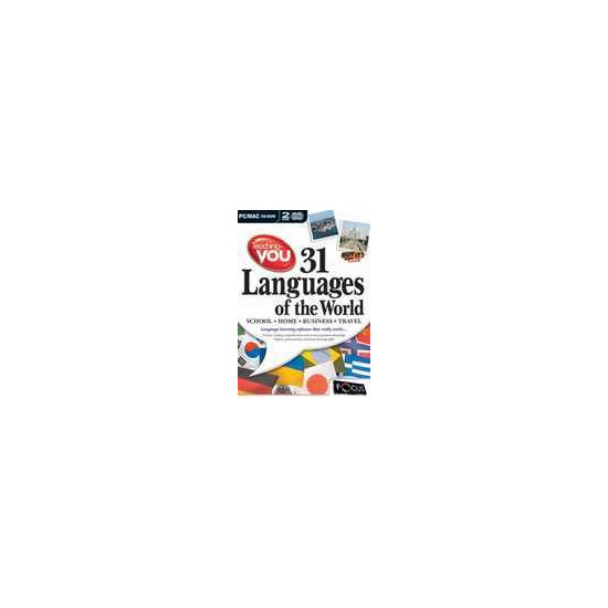 Teaching You: 31 Languages Of The World (PC)