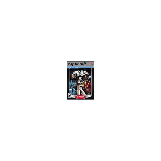 Star Wars: Battlefront 2 [Platinum] (PS2)
