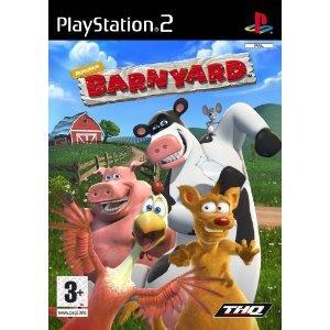 Photo of Barnyard Playstation 2 Video Game