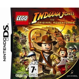 Lego Indiana Jones: The Original Adventures (DS) Reviews