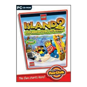 Photo of Lego Island 2 PC Video Game