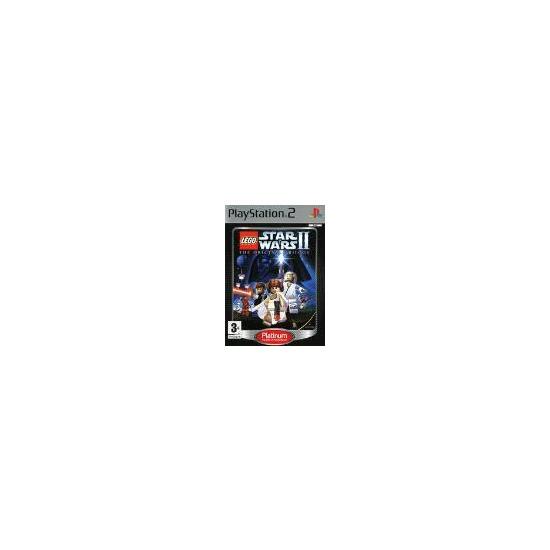Lego Star Wars II: The Original Trilogy [Platinum] (PS2)