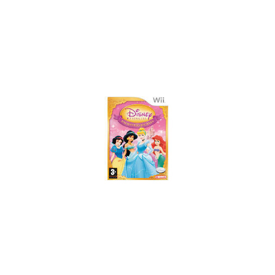 Disney Princess: Enchanted Journey (Wii)