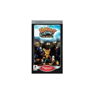 Photo of Ratchet and Clank: Size Matters (PSP) Video Game