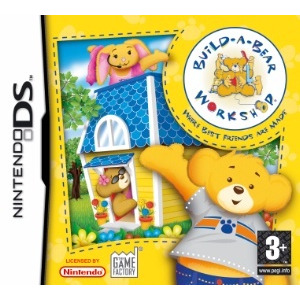 Photo of Build A Bear (DS) Video Game