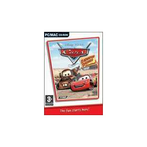 Photo of Disney Pixar Cars: Radiator Springs Adventures PC Video Game