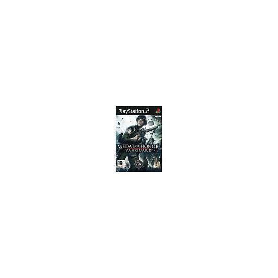 Medal Of Honor: Vanguard Playstation 2