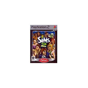 Photo of The Sims 2 [Platinum] Playstation 2 Video Game