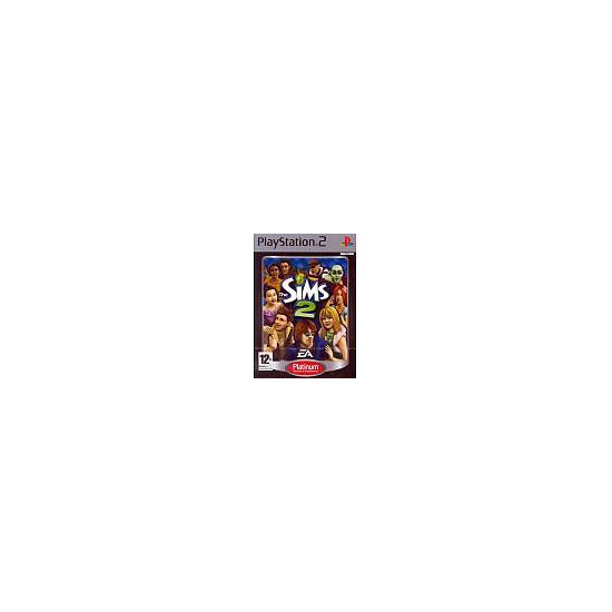 The Sims 2 [Platinum] Playstation 2
