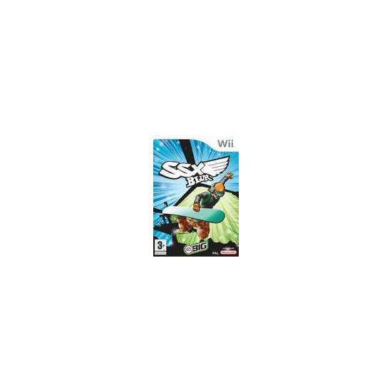 SSX Blur Nintendo Wii