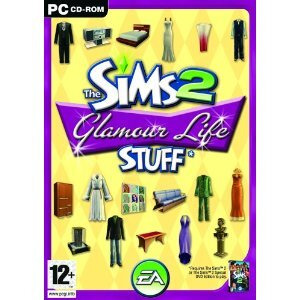 Photo of Sims 2 - Stuff: Glamour Life PC Video Game