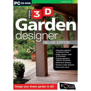 Photo of Focus Your 3D Garden Designer PC Software