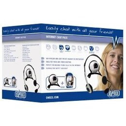 Chat Pack - Headset with Microphone and Webcam Reviews