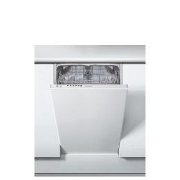 Indesit DSIE 2B10 UK Slimline Fully Integrated Dishwasher Reviews