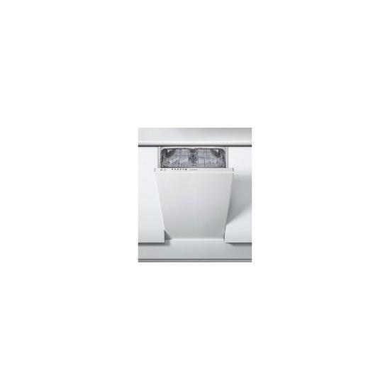 Indesit DSIE 2B10 UK Slimline Fully Integrated Dishwasher