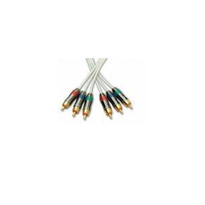 Photo of QED Qontour MP-CV1 Miniature Component Video Cable Adaptors and Cable