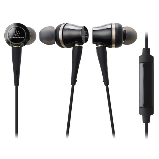 Audio-Technica ATH-CKR100iS In-Ear Headp