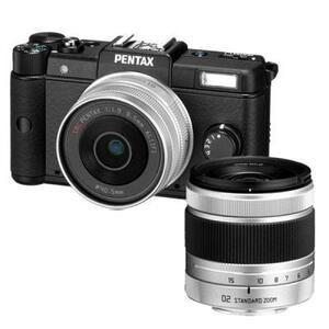 Photo of Pentax Q With 8.5MM and 5-15MM Lenses Digital Camera