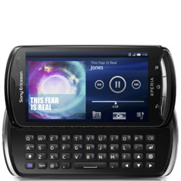Sony Ericsson Xperia Pro Reviews