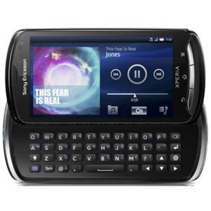 Photo of Sony Ericsson XPERIA Pro Mobile Phone