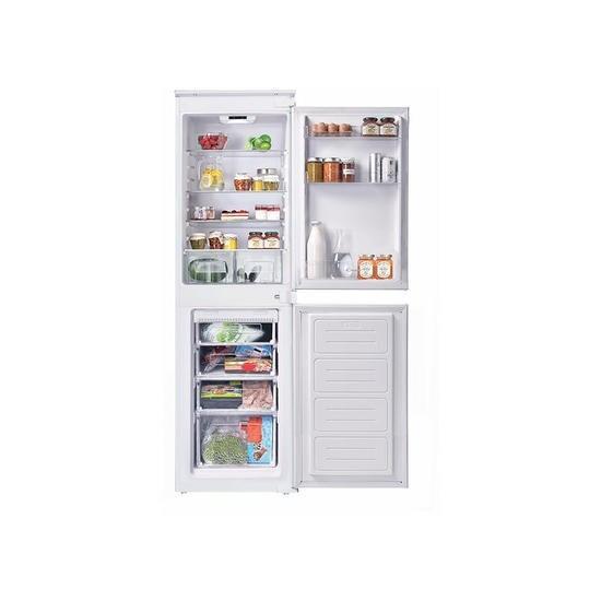 Candy BCBF 50 NUK Integrated 50/50 Fridge Freezer - Fixed Hinge