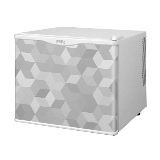Kuhla KCLRF17-2003 Mini Fridge - Cube Pattern