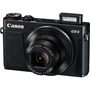 Photo of Canon PowerShot G9 X Digital Camera