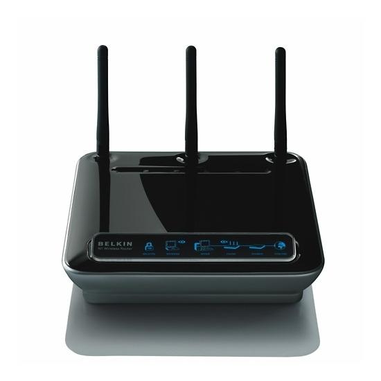Belkin N1 Wireless 300Mbps Router